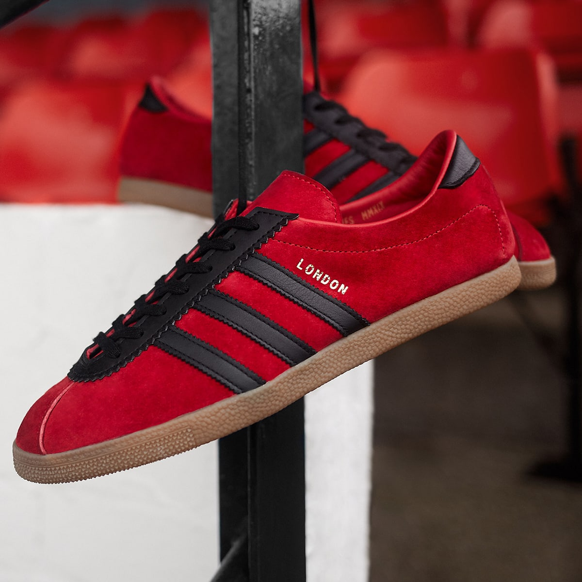 END. Features | adidas London City Series Register Now on