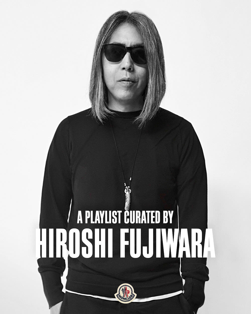 Warmly Moncler: A Spotify Playlist Curated by Hiroshi Fujiwara
