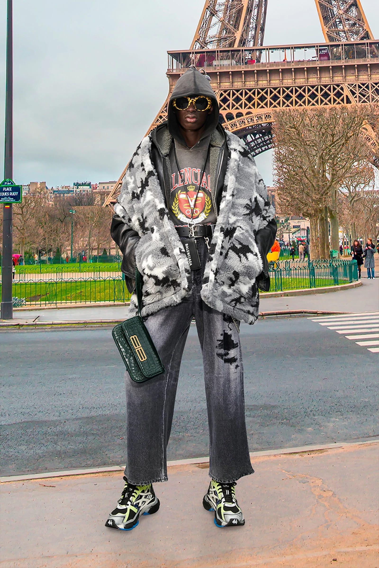 Balenciaga Pre-AW21 Look Book