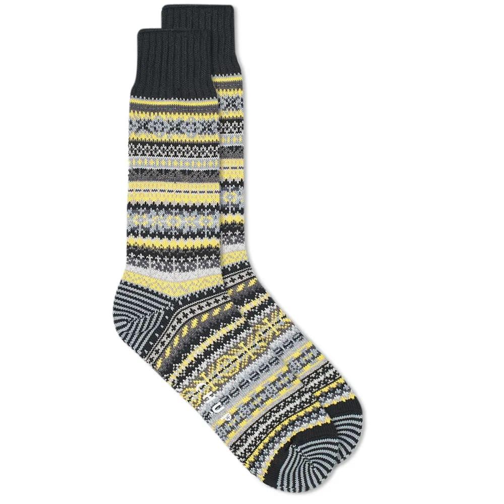 END. x CHUP Hostlov Socks