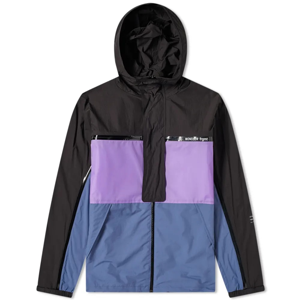 Moncler Genius - 7 Fragment Packable Colour Block Parka