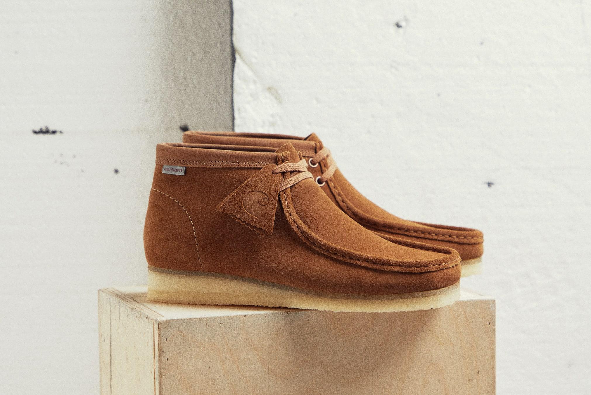 Clarks Originals x Carhartt Wallabee Boot - 26146193