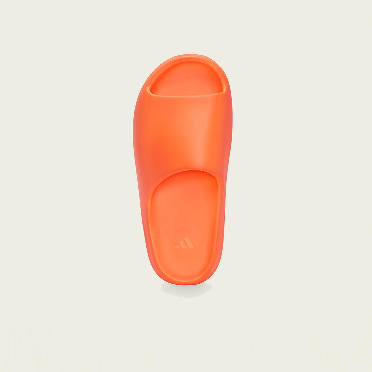 "YEEZY Slide ""Enflame Orange"" - GZ0953"