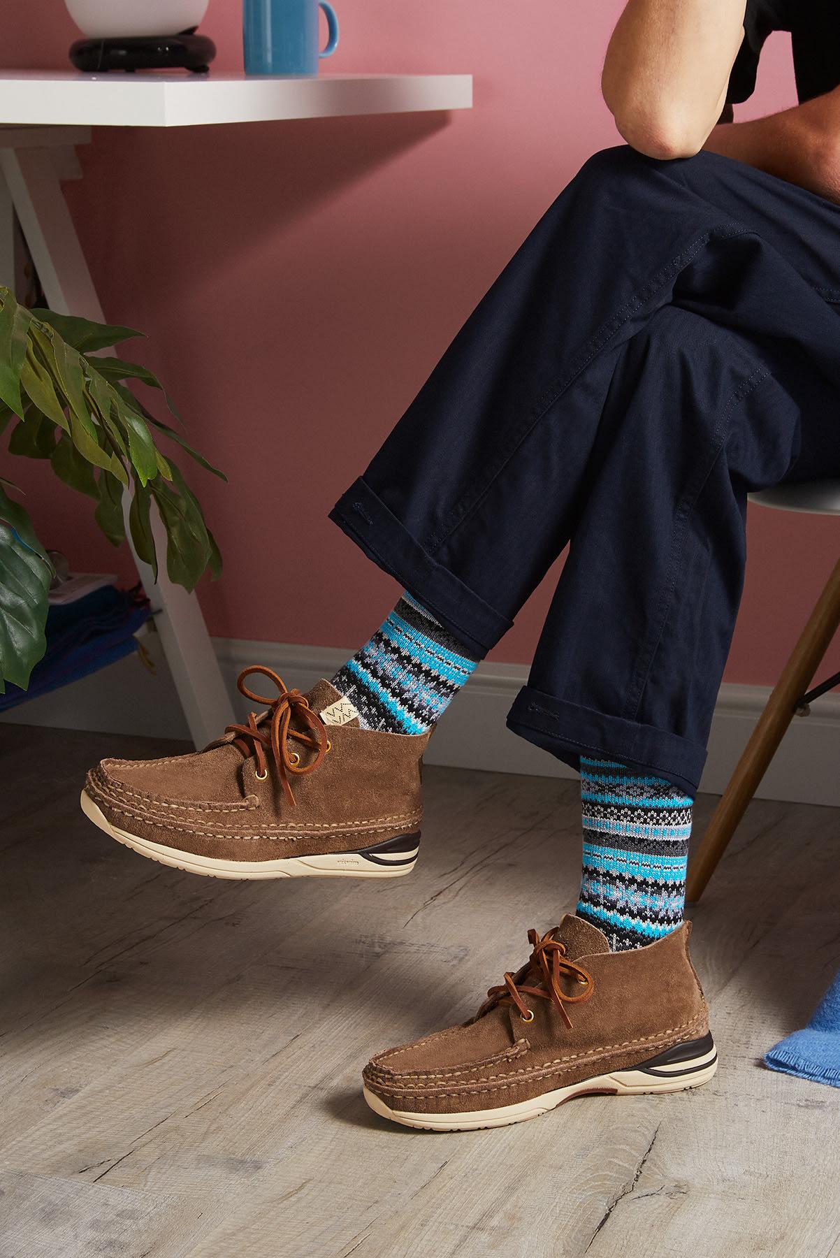 END. x CHUP Hostlov Socks - ENDCHP-C1