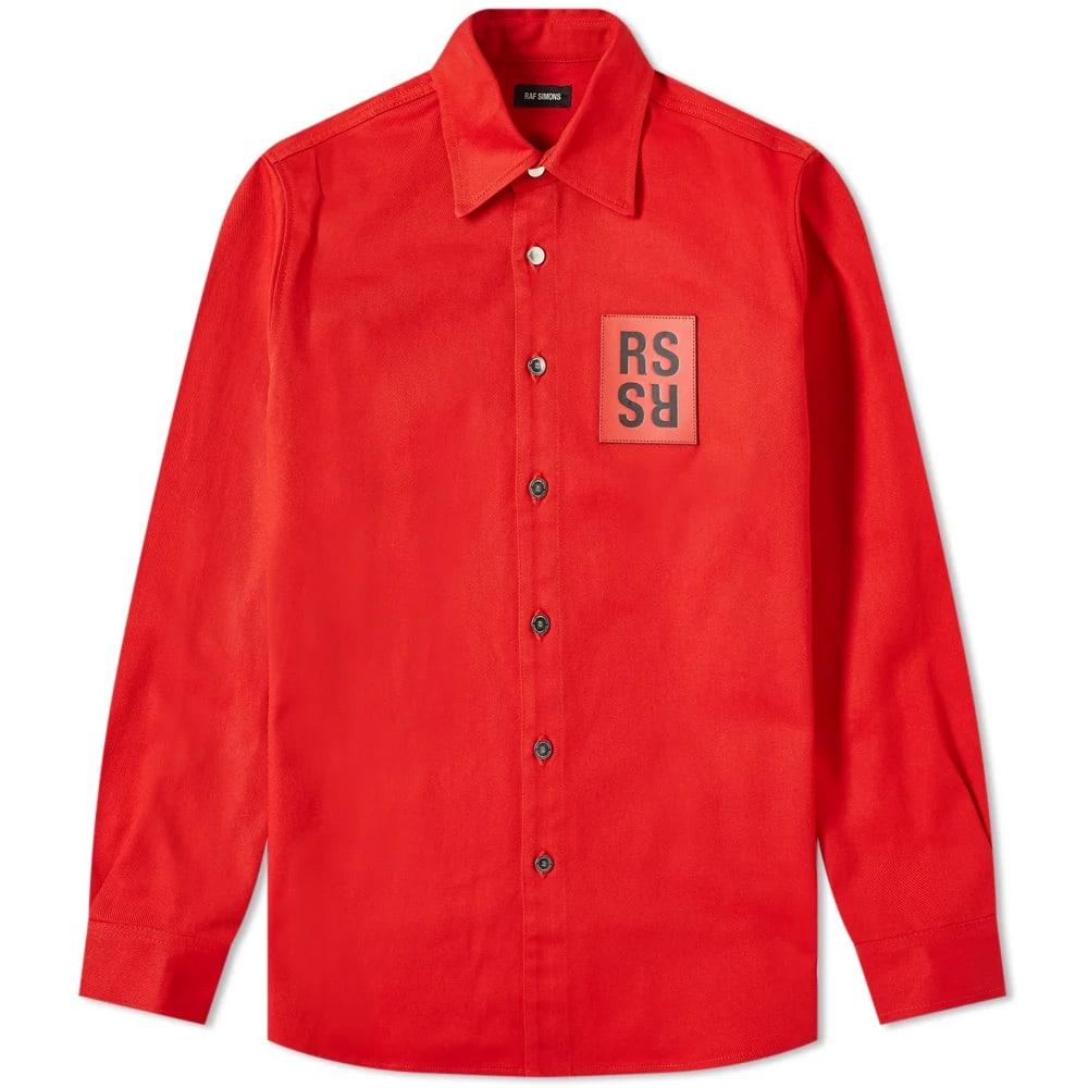 Raf Simons Denim Shirt Jacket