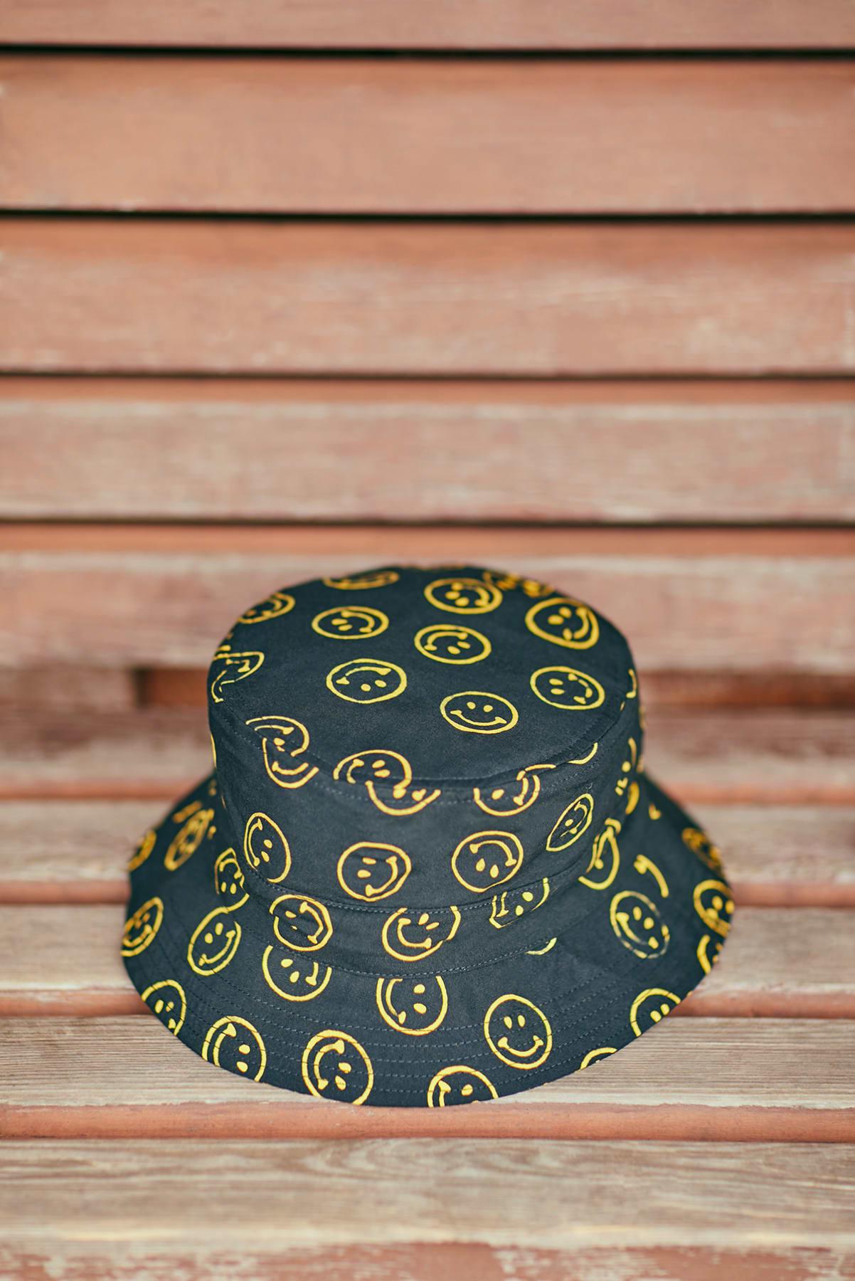 END. Required Item: Bucket Hats - Model Wears Stan Ray Bucket Hat