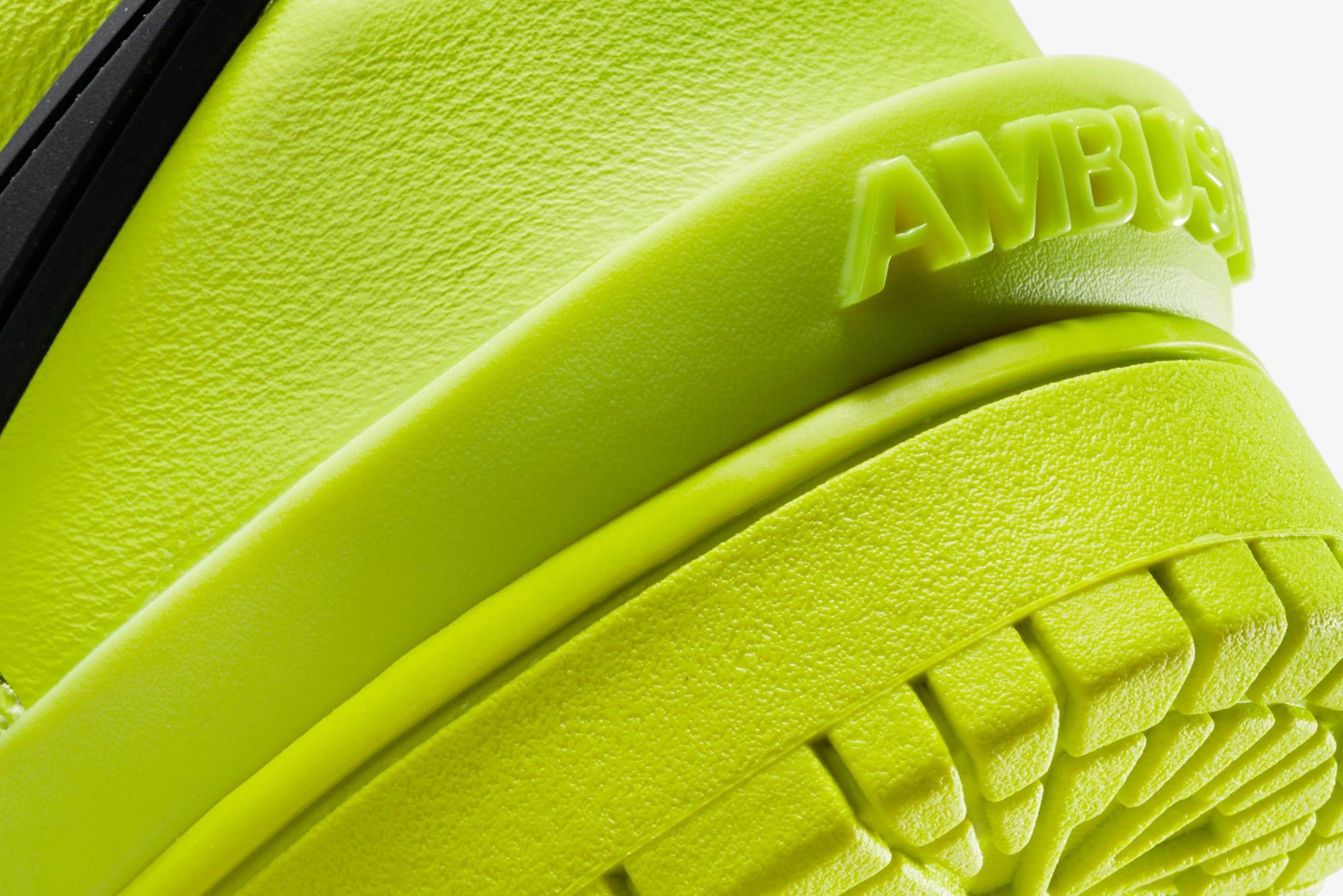 Nike x AMBUSH Dunk Hi - CU7544-300
