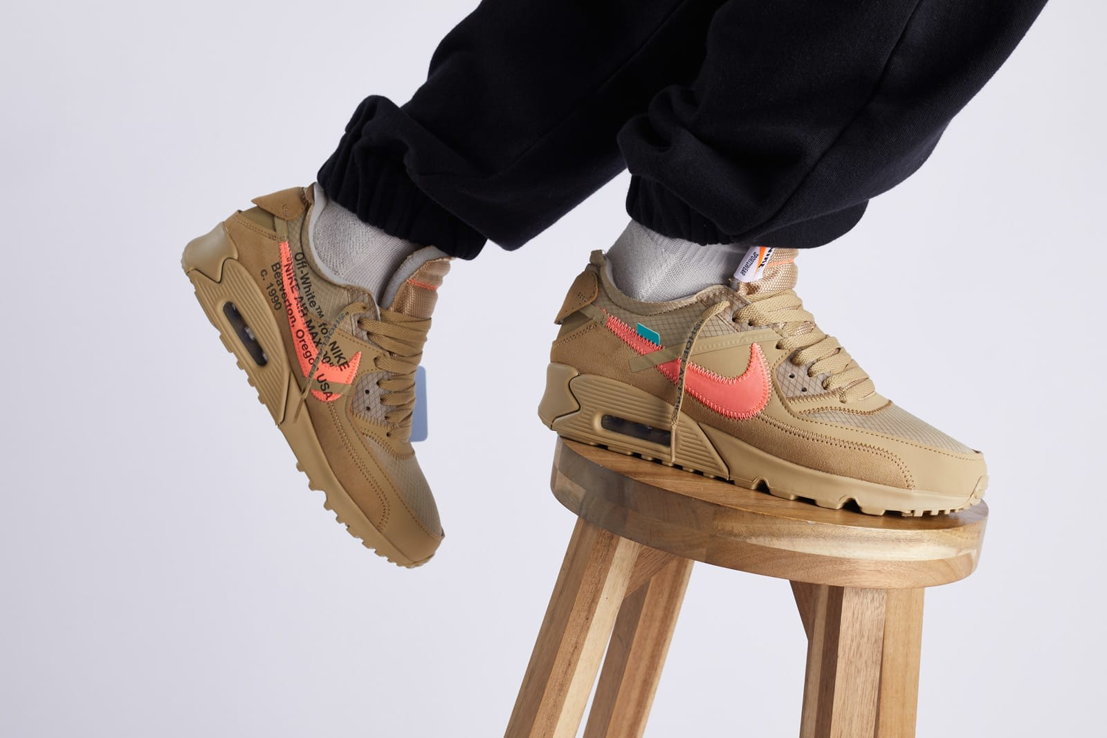 END. Features | THE TEN: Nike Air Max 90 'Black' and 'Desert