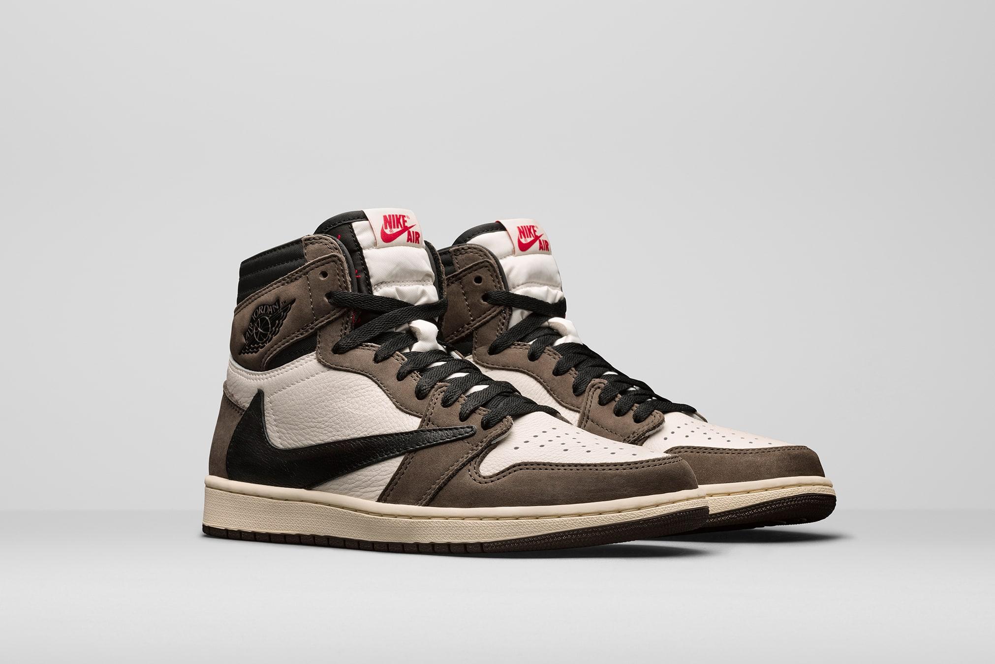 50a044667e44 Travis Scott x Air Jordan 1 High…