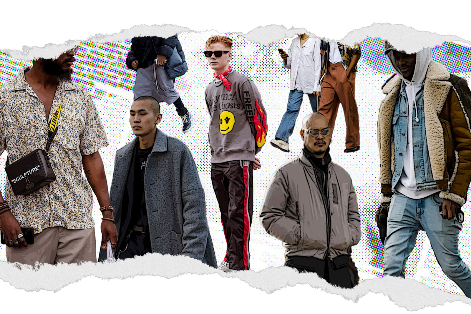 END. Top Ten Street Style Looks of 2019 by END.