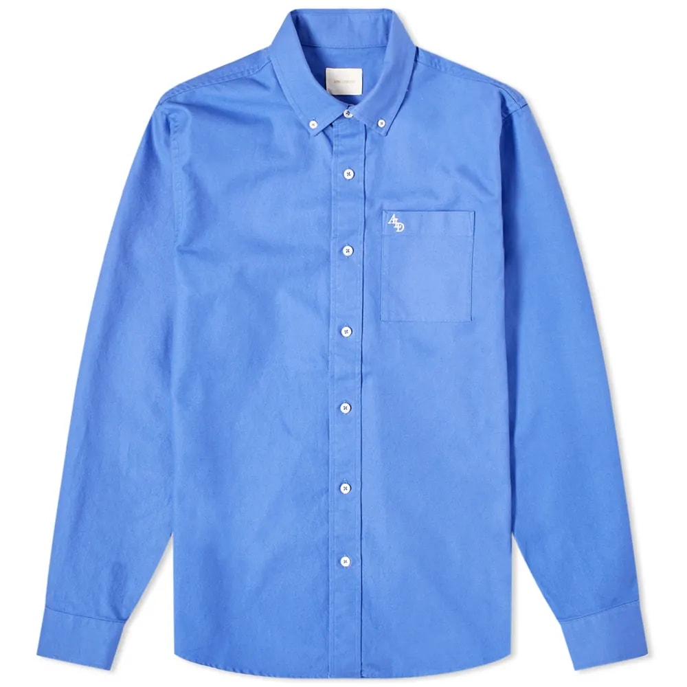 Aimé Leon Dore Solid Oxford Shirt
