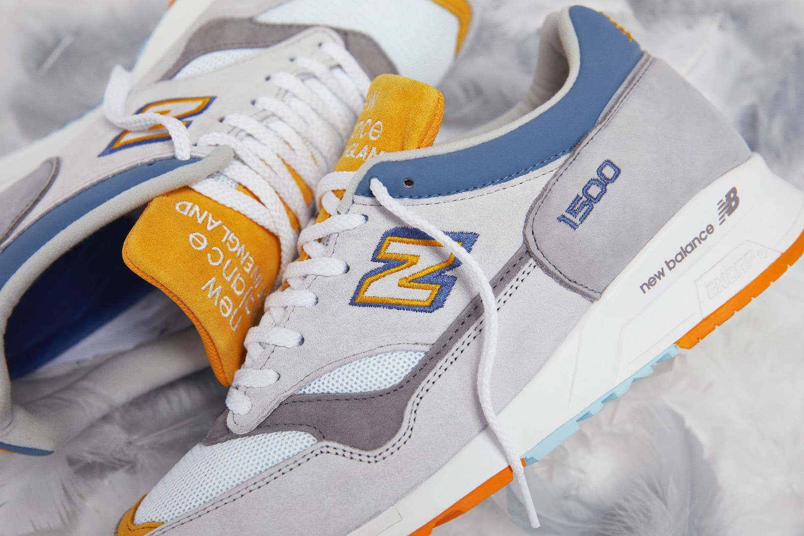 "END. x New Balance 1500 ""Grey Heron"" - M1500HEO"