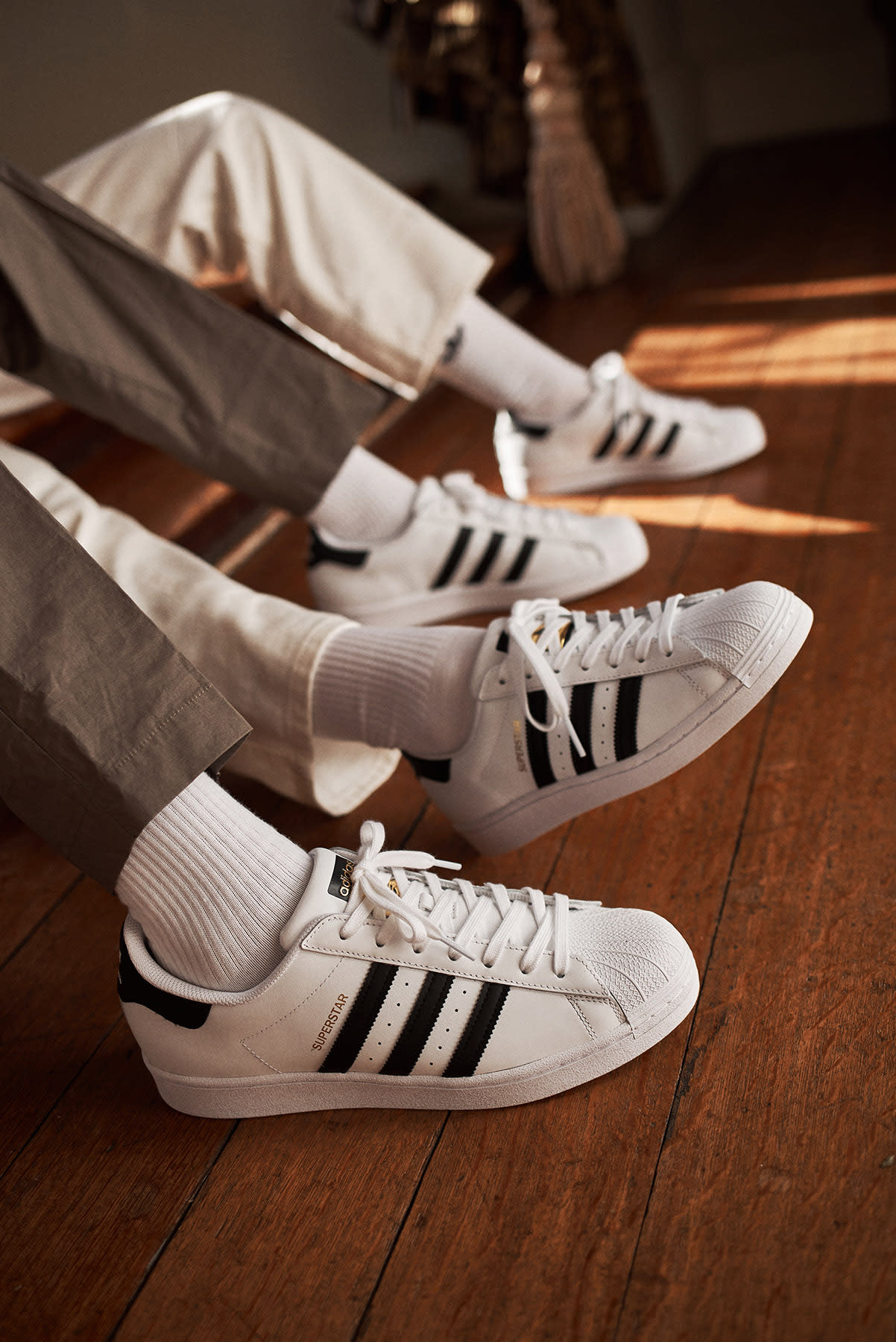 adidas Superstar: Change is a team sport editorial by END.