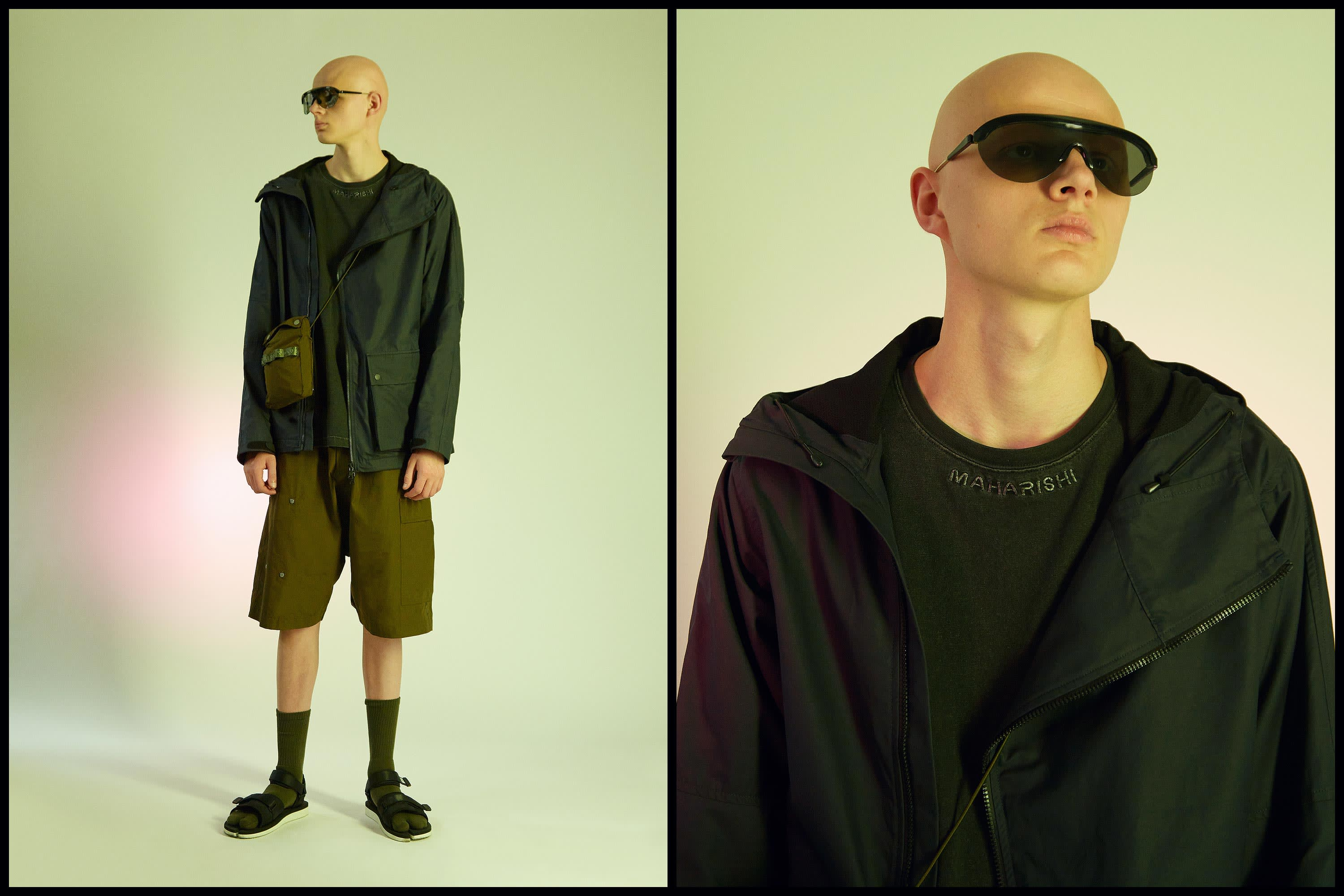 "Maharishi SS20 Lookbook ""East West Futurists"""