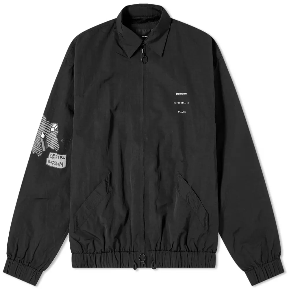 STAMPD x Daniel Arsham x Haydenshapes Jacket