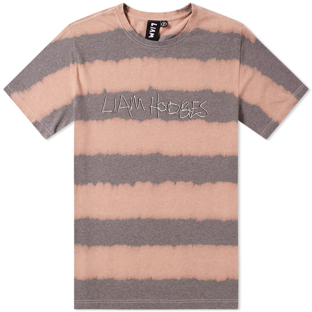 Bleach Stripe Tee