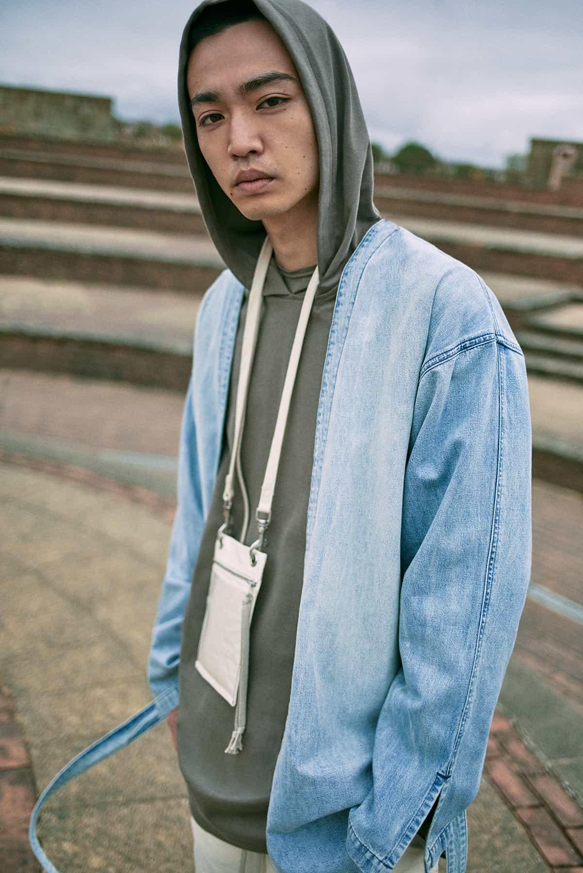 END. Required Item: Denim Jackets model wears: Fear of God