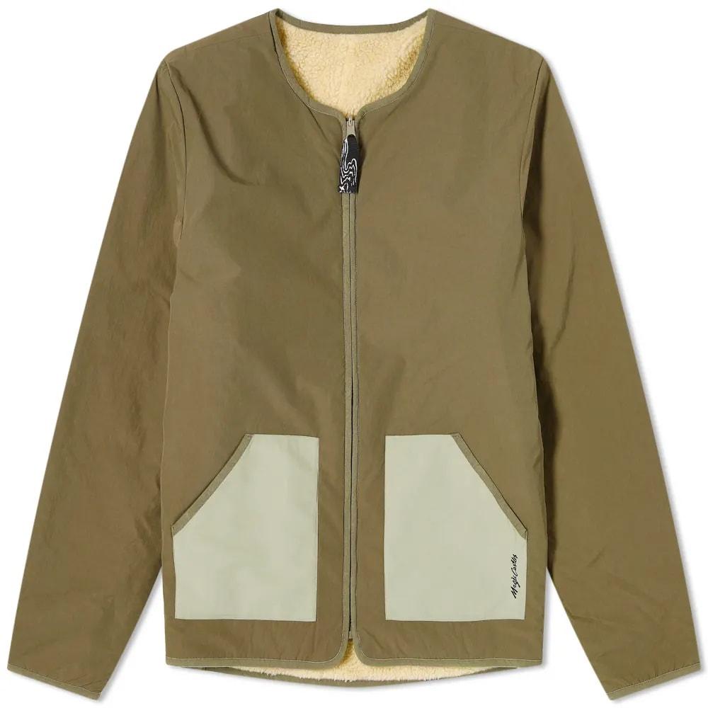Magic Castles Reversible Fleece Jacket