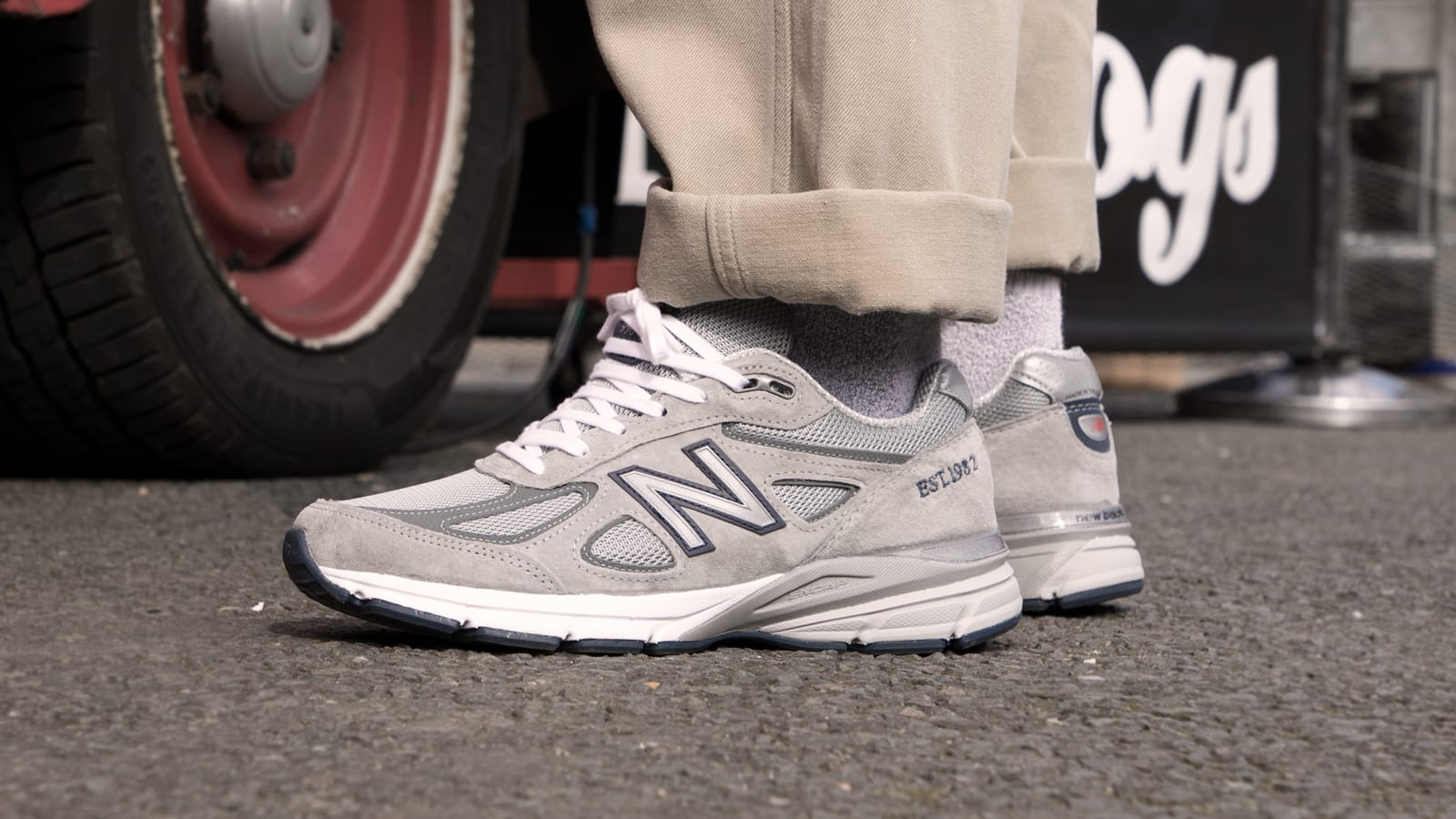 newest collection 2826e 20bdd END. Features | Here's What Happened at the New Balance 990 ...