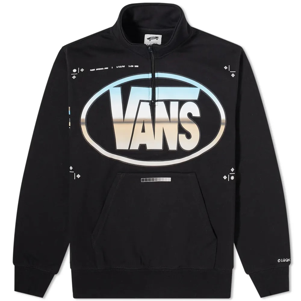 Vans Vault x LQQK Studio Quarter-Zip Top