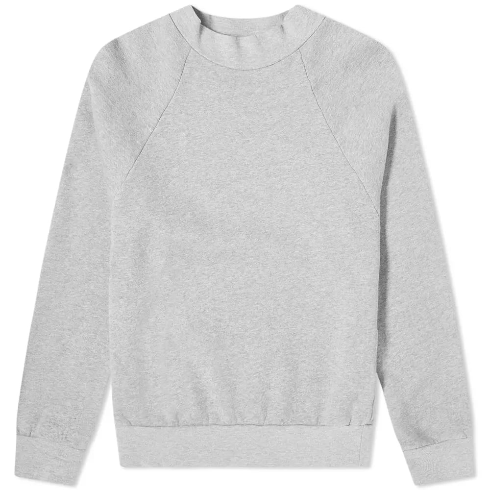 Les Tien Vintage Heavyweight Mock Neck Sweat