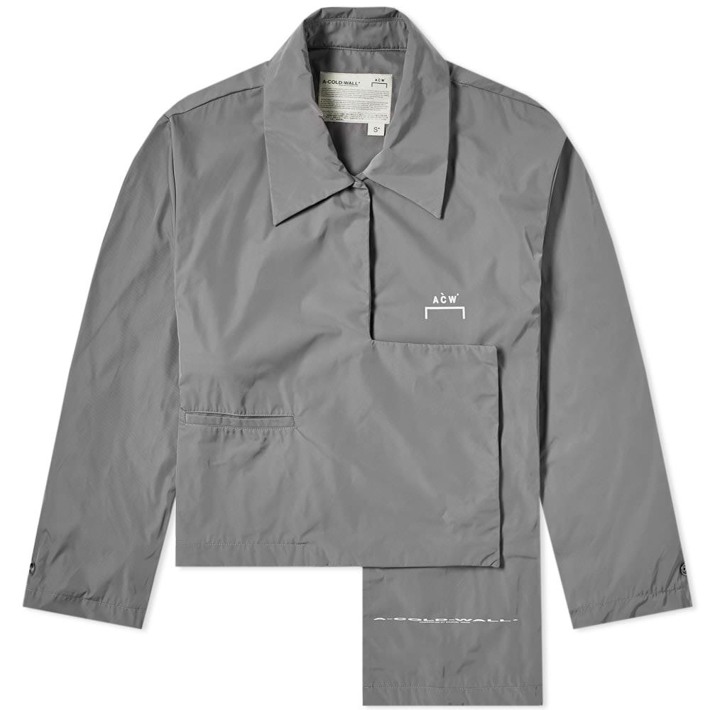 Wrap Multifunctional Coach Jacket
