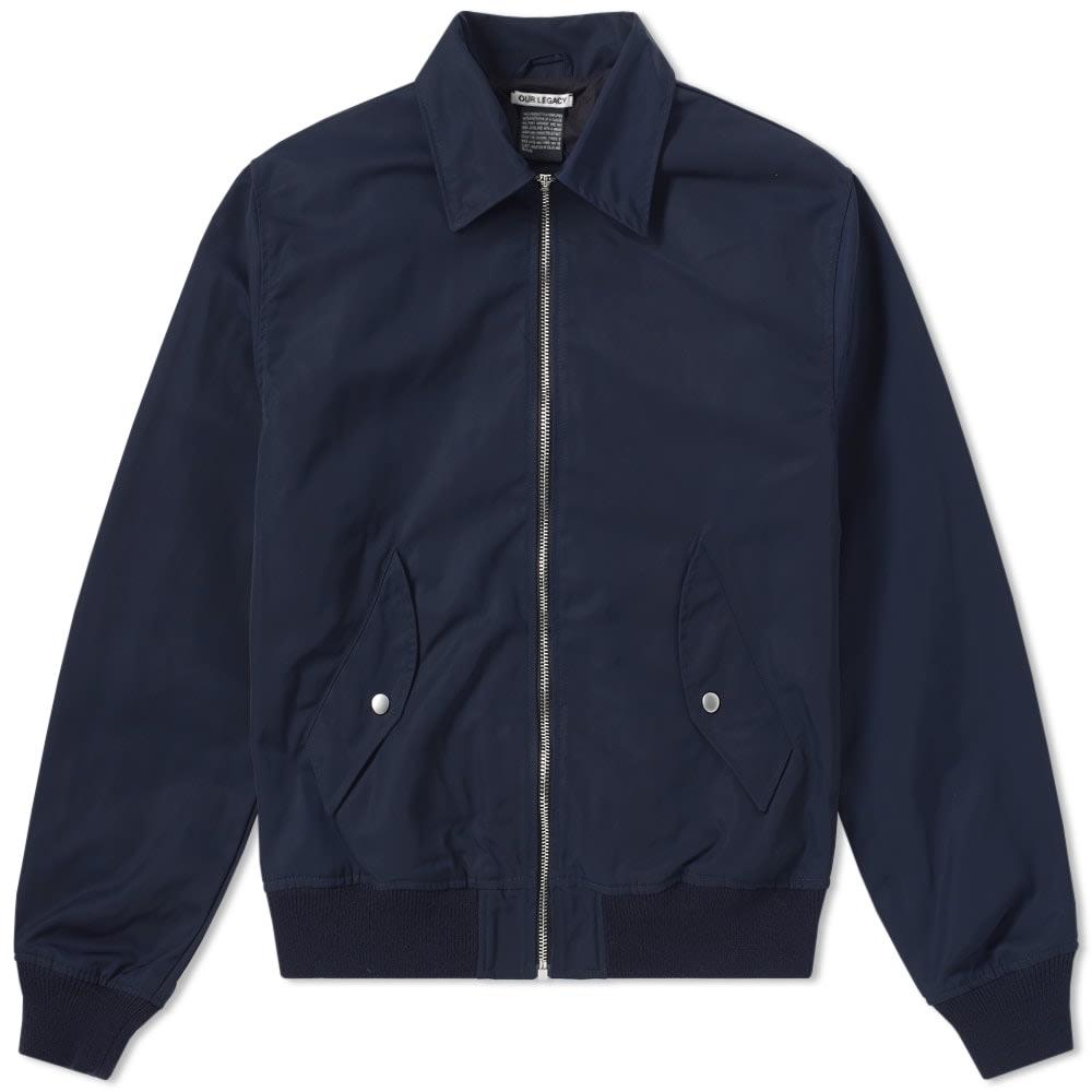 Tech Half Harrington Jacket