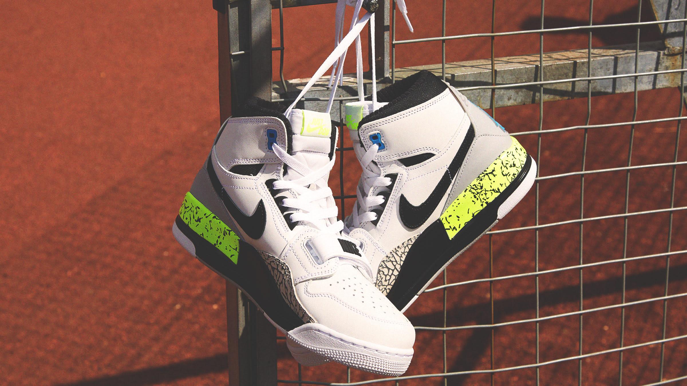 the best attitude 7e61f 3cfbd END. Features   Nike Air Jordan 312 'Don C' - Register Now ...