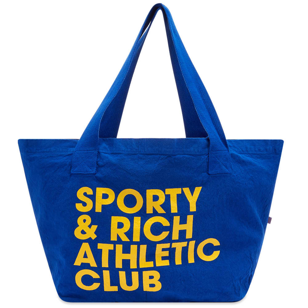 Curated 009 | Tote Bags - Sporty & Rich Exercise Often Tote Bag