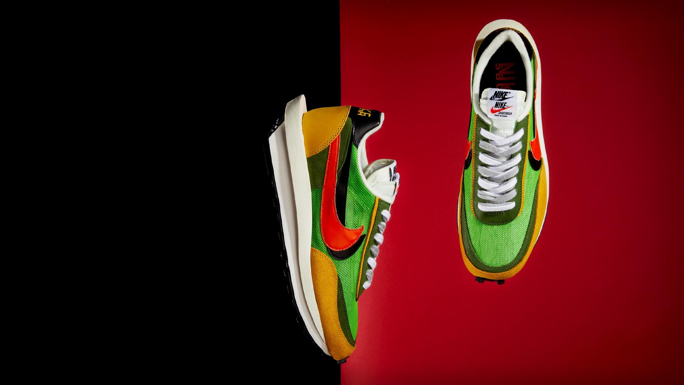 Nike x LDWaffle - BV0073-300