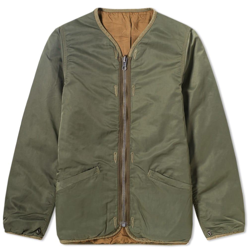 Iris Reversible Liner Jacket