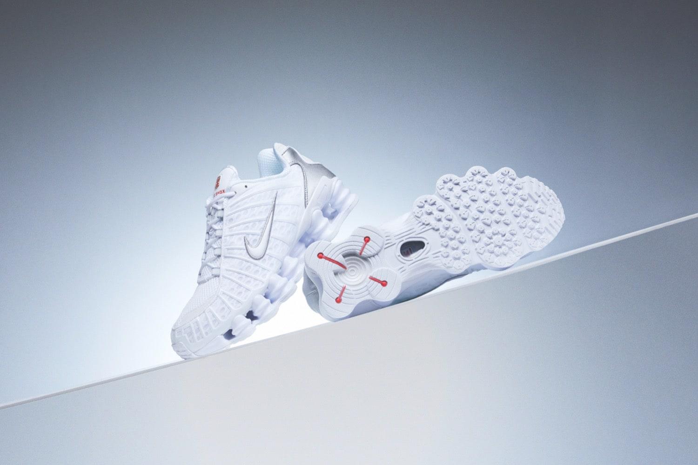 Nike Shox TL | AV3595-100 | AV3595-002
