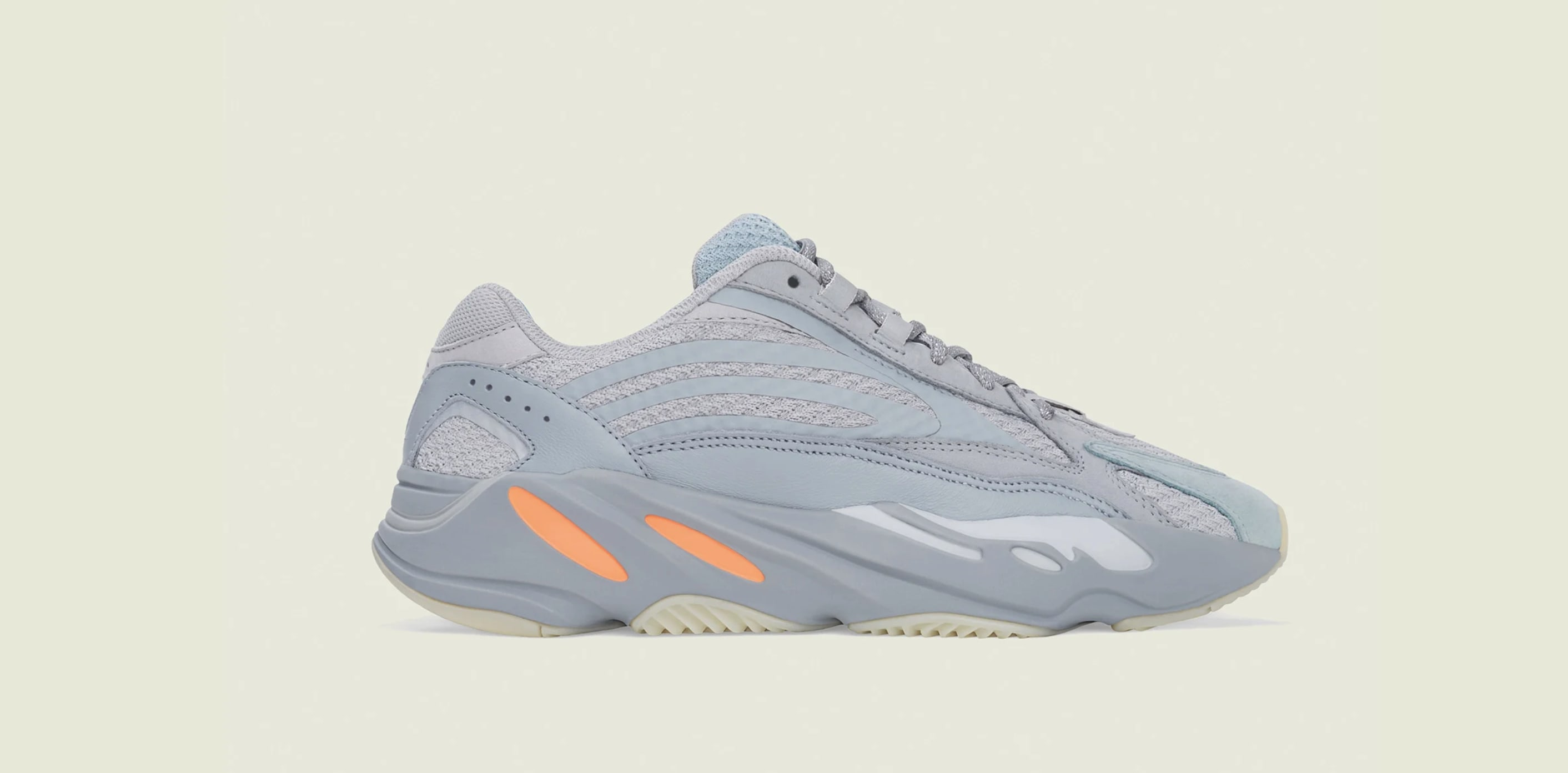 buy popular 1ec7c 1eaa8 END. Features | adidas + Kanye West YEEZY BOOST 700 'Inertia ...