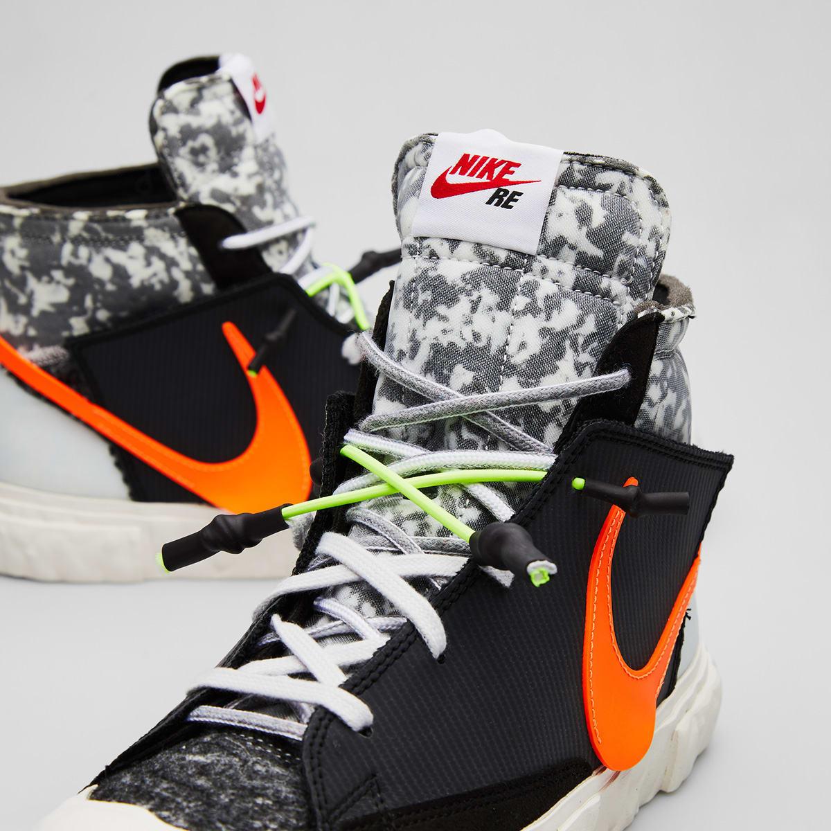 Nike x READYMADE Blazer Mid - CZ3589-001