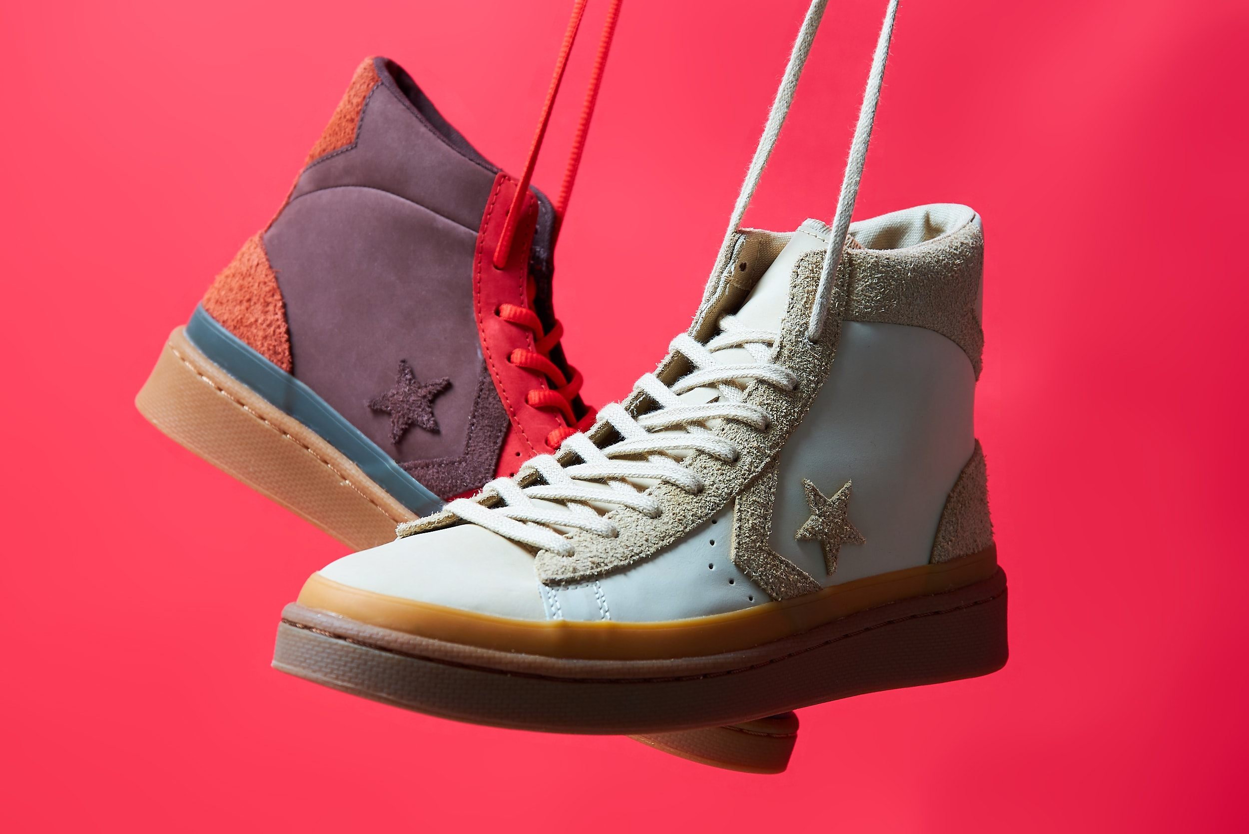 Converse 00's Pro Leather Mid - 166595C & 167269C