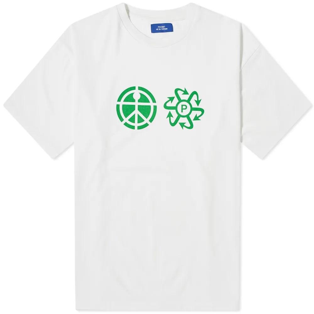 PACCBET Print Logo Tee