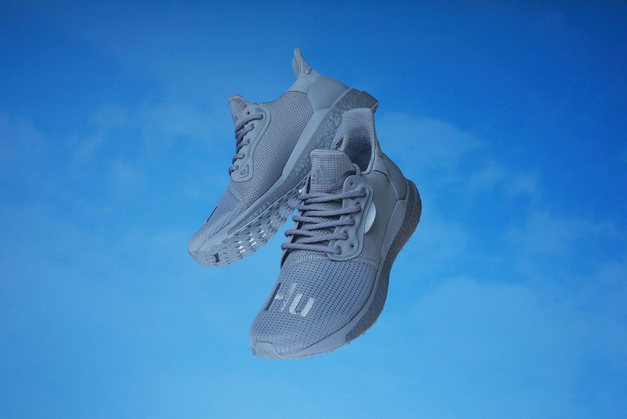 ensemble adidas pharrell williams