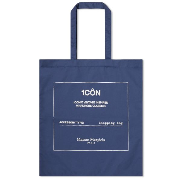 Curated 009 | Tote Bags - Maison Margiela Icon Tote Bag