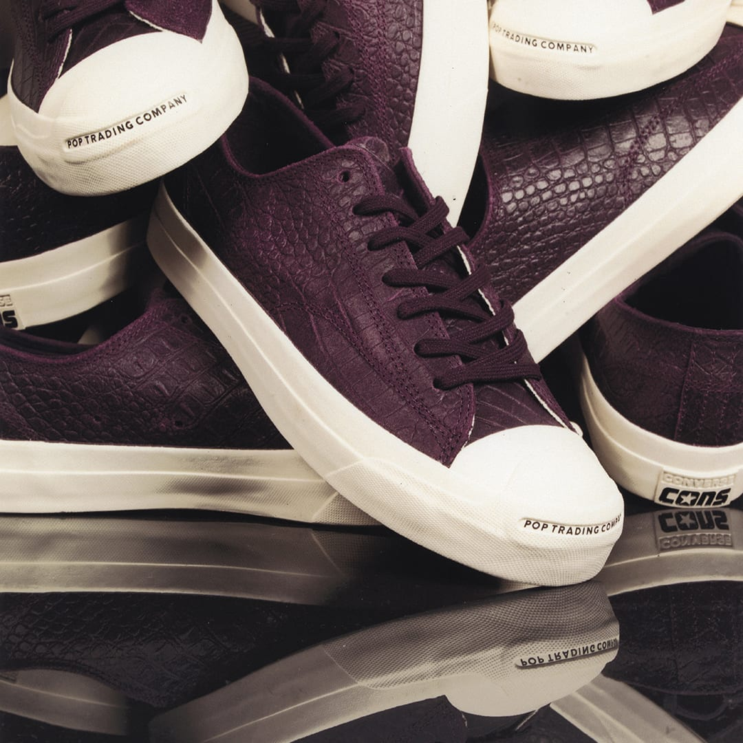 Converse x Pop Trading Company Jack Purcell Ox - 170544C