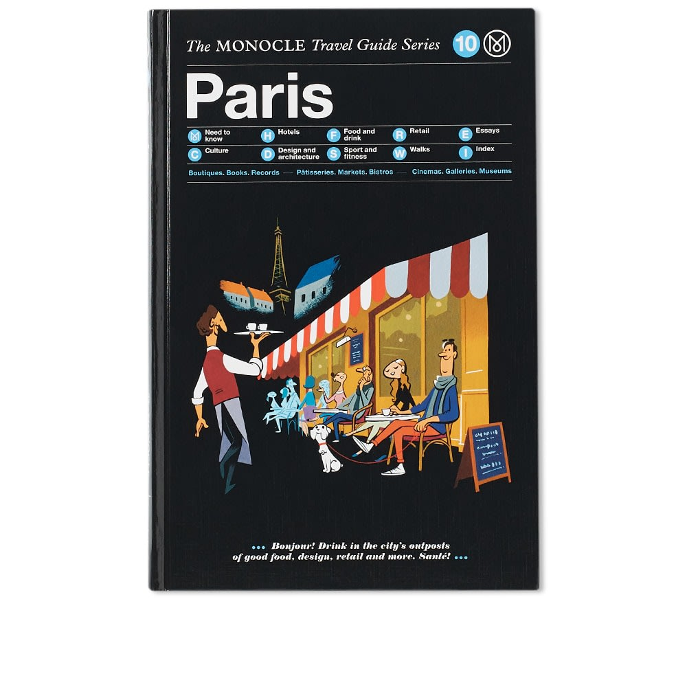 The Monocle Travel Guide Paris