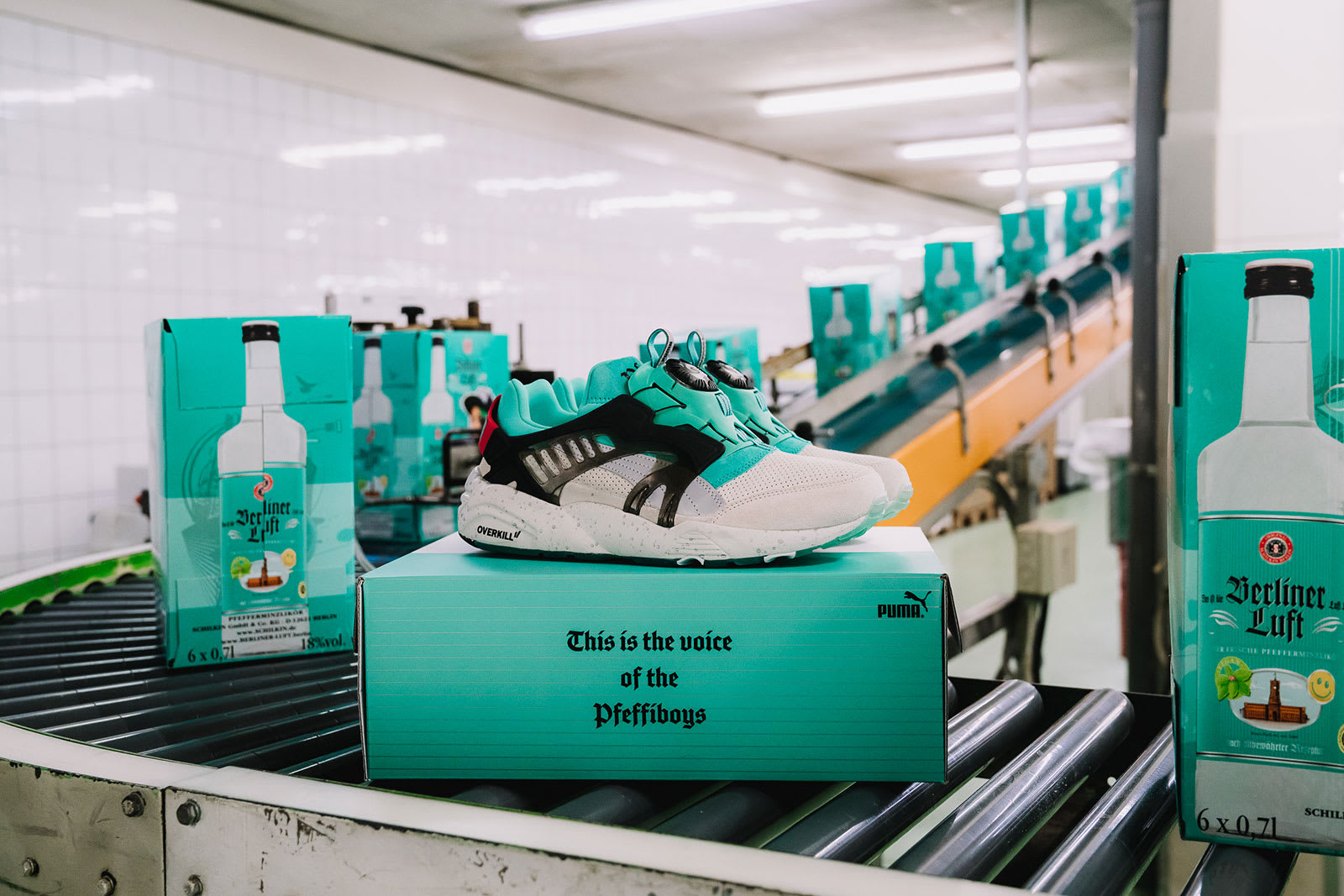 END. Features | PUMA x Overkill 'Pfeffiboys' - Launching 25th November