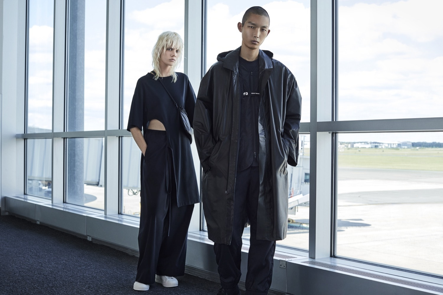 Y-3 Travel Lookbook
