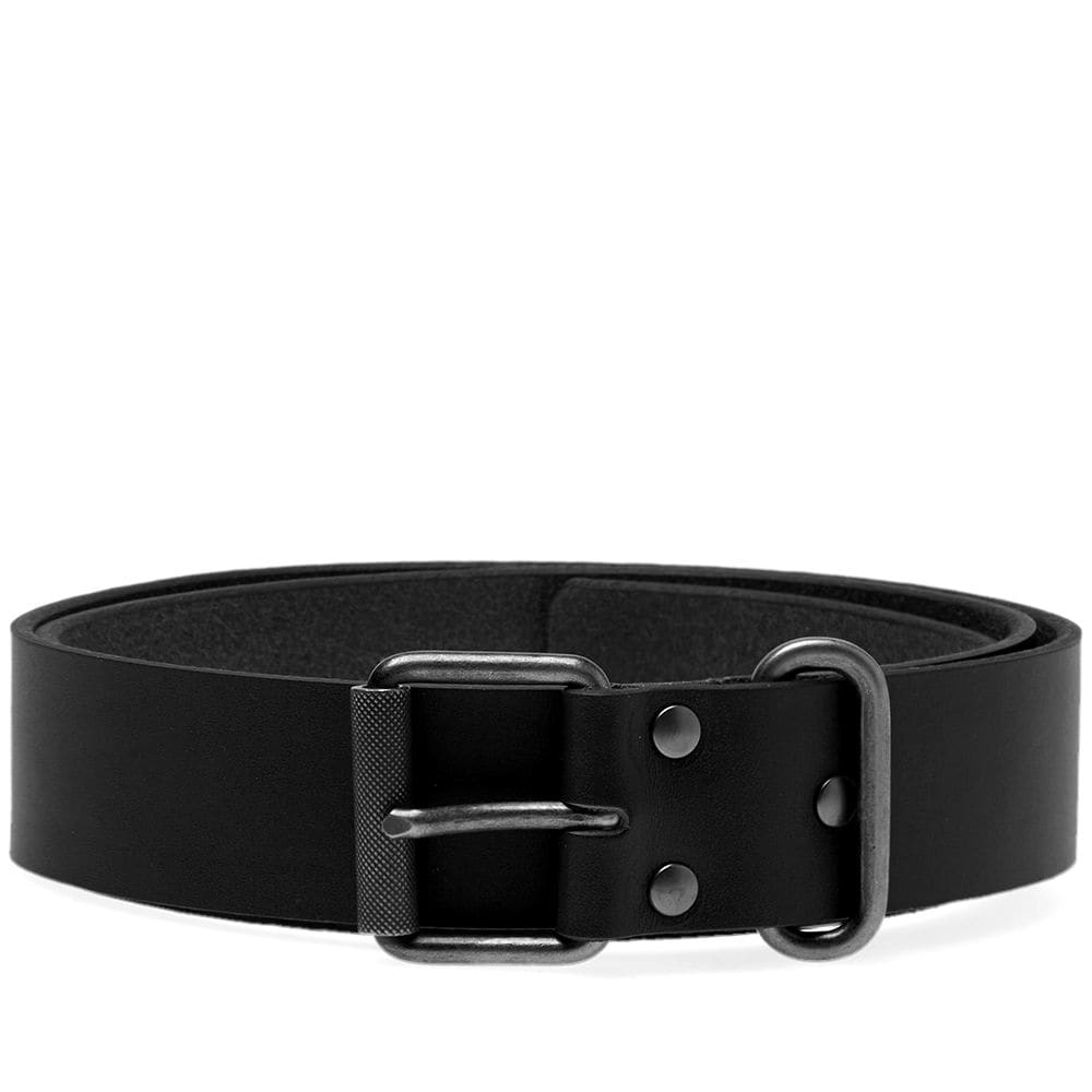 A.P.C. Jim Leather Belt