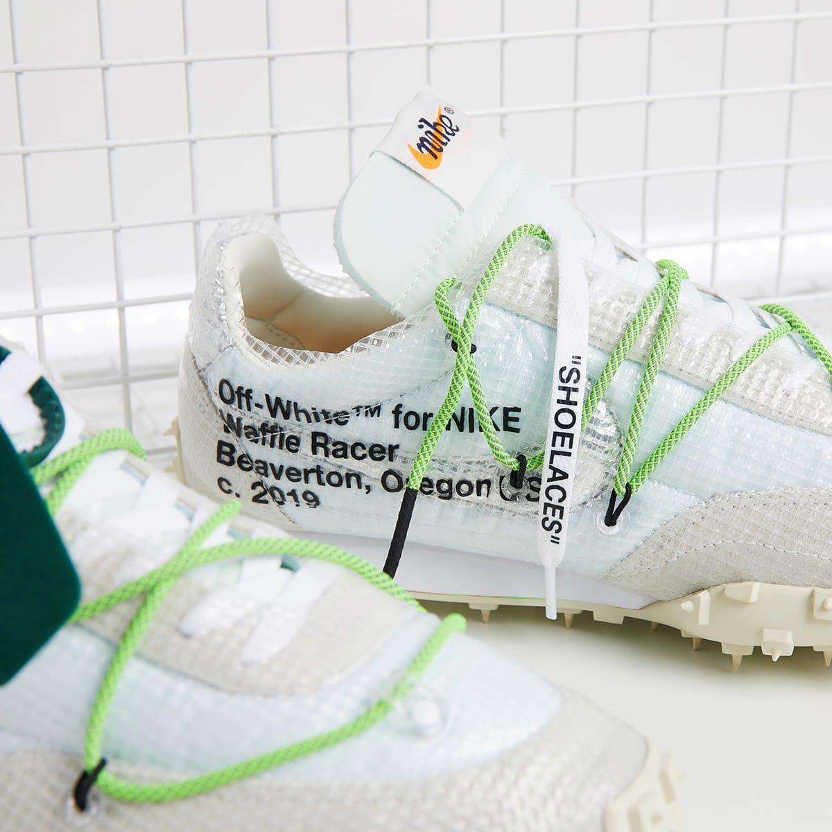 Nike x Off-White Waffle Racer - CD8180-100