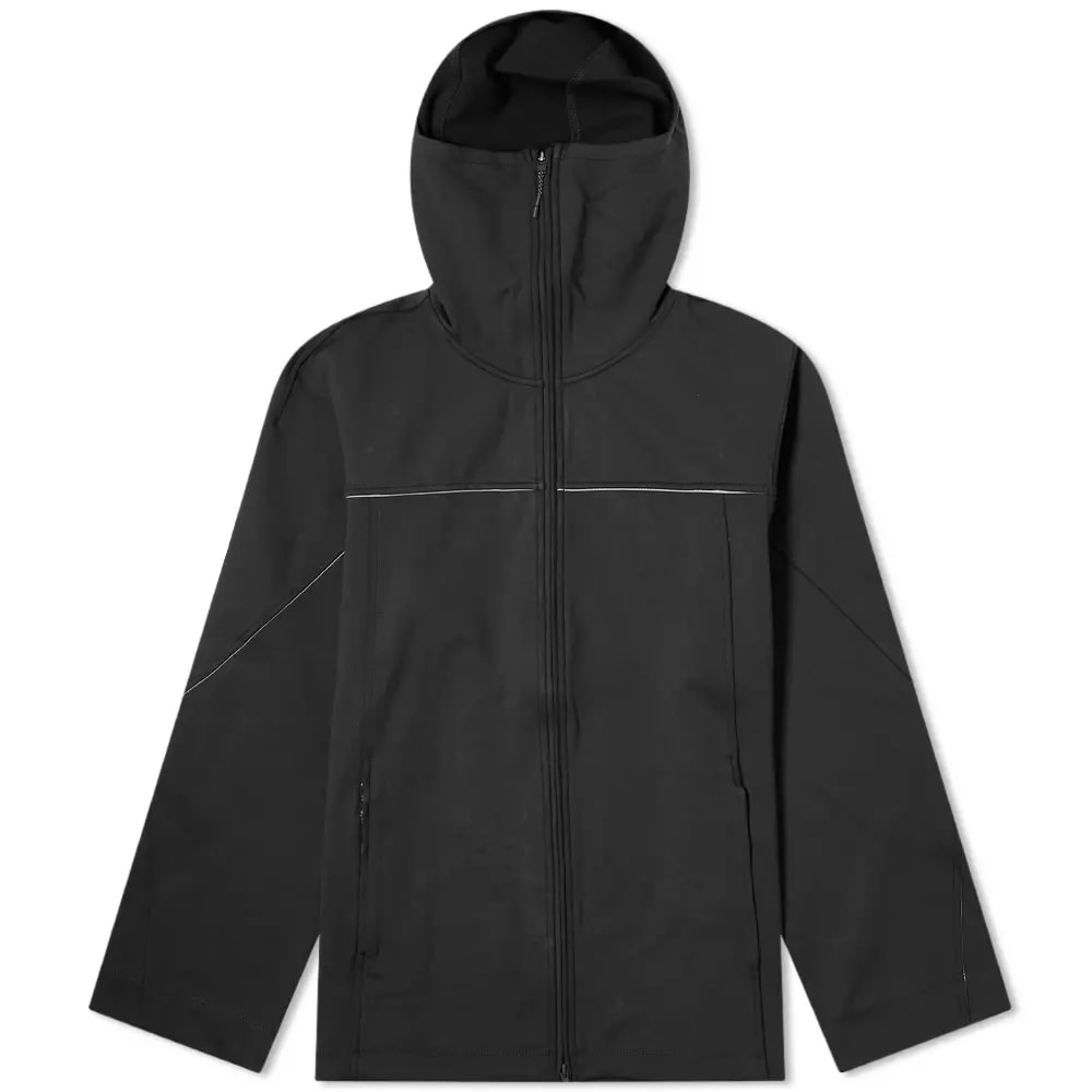 Y-3 Cover Knit Shell Full Zip Hoody