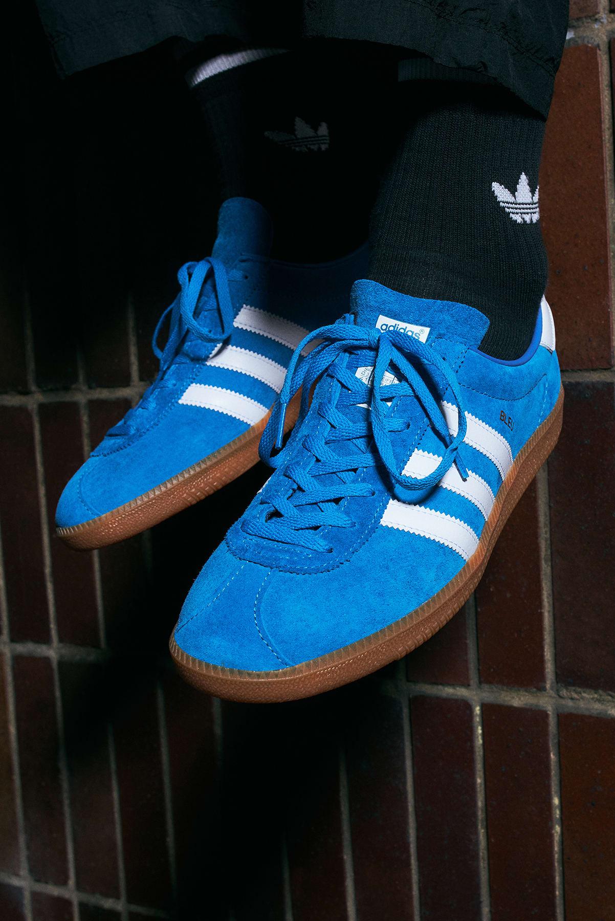 adidas Originals Bleu - H01798