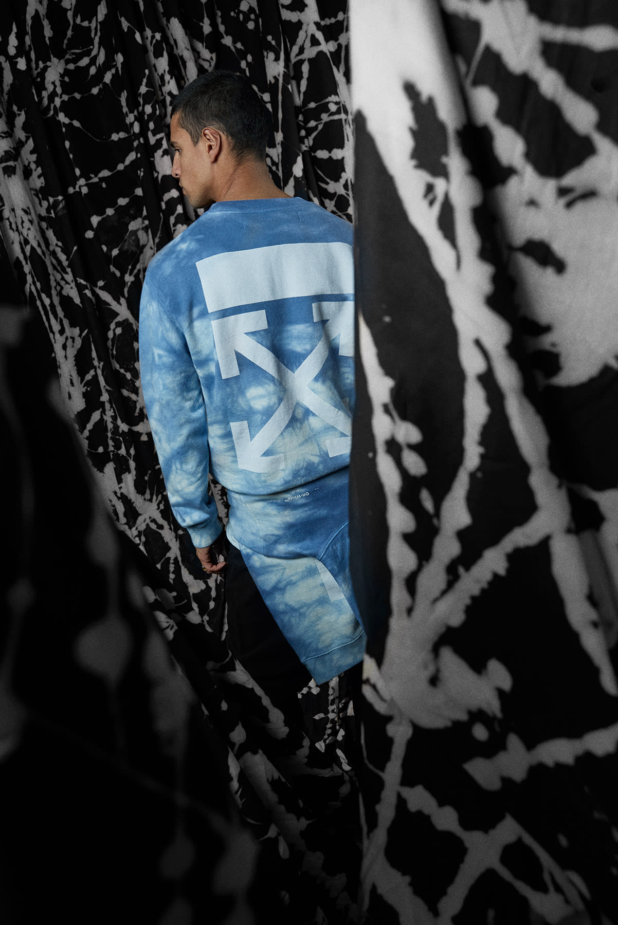 """END. x Off-White """"CHEMICAL WASH"""" Capsule"""