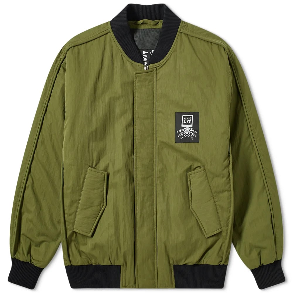 Liam Hodges Override Bomber Jacket