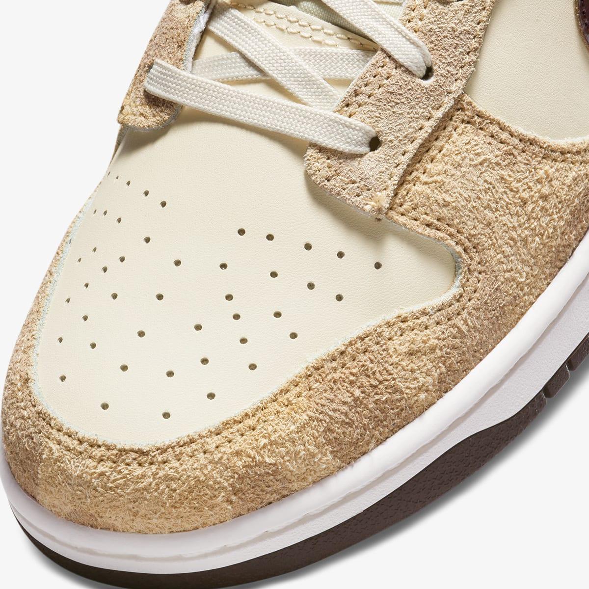 "Nike Dunk Low Retro PRM ""Giraffe"" - DH7913-200"