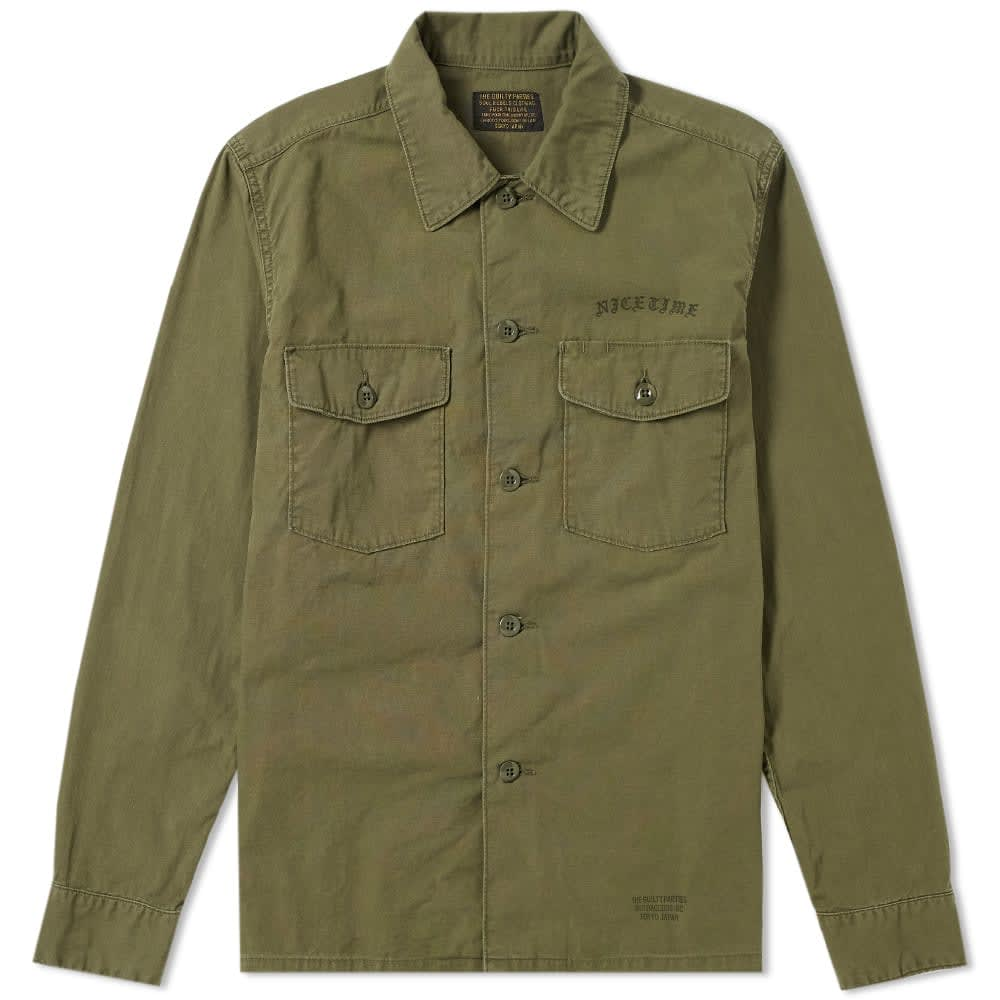 Japan Classic Army Shirt Jacket